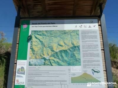 La Mira - Los Galayos (Gredos);yelmo pedriza senderismo valle del jerte sin guias senderismo